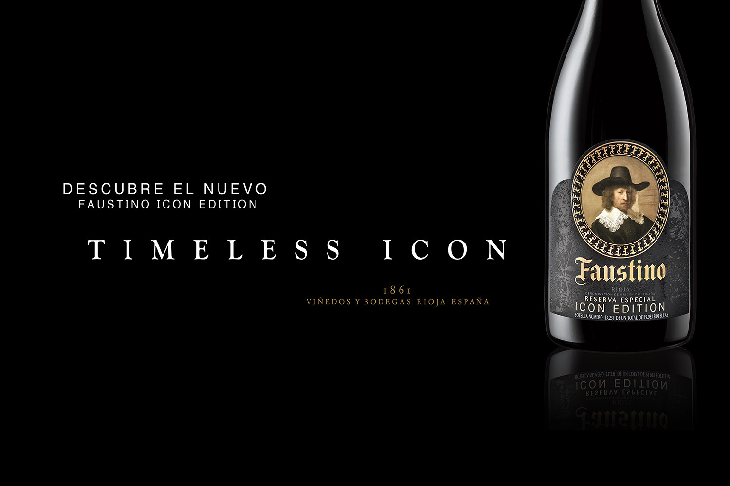 Faustino Reserva Icon Edition 2011
